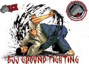 Bjj Ground Fighting