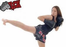 RCK Muay Thai Girl